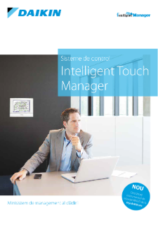 Sisteme de control Intelligent Touch Manager